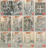 Indiana Jones and the Kingdom of the Crystal Skull Sketchcards - part two