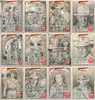 Indiana Jones and the Kingdom of the Crystal Skull Sketchcards - part three