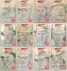 Indiana Jones and the Kingdom of the Crystal Skull Sketchcards - part four