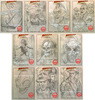 Indiana Jones and the Kingdom of the Crystal Skull Sketchcards - part eight