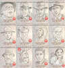 Indiana Jones Masterpieces Sketchcards - page 07