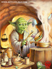 Cooking with Yoda (2000)