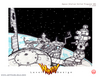 Whacked! Concept booklet - page 10 - Spacestation - Inital Proposal #2